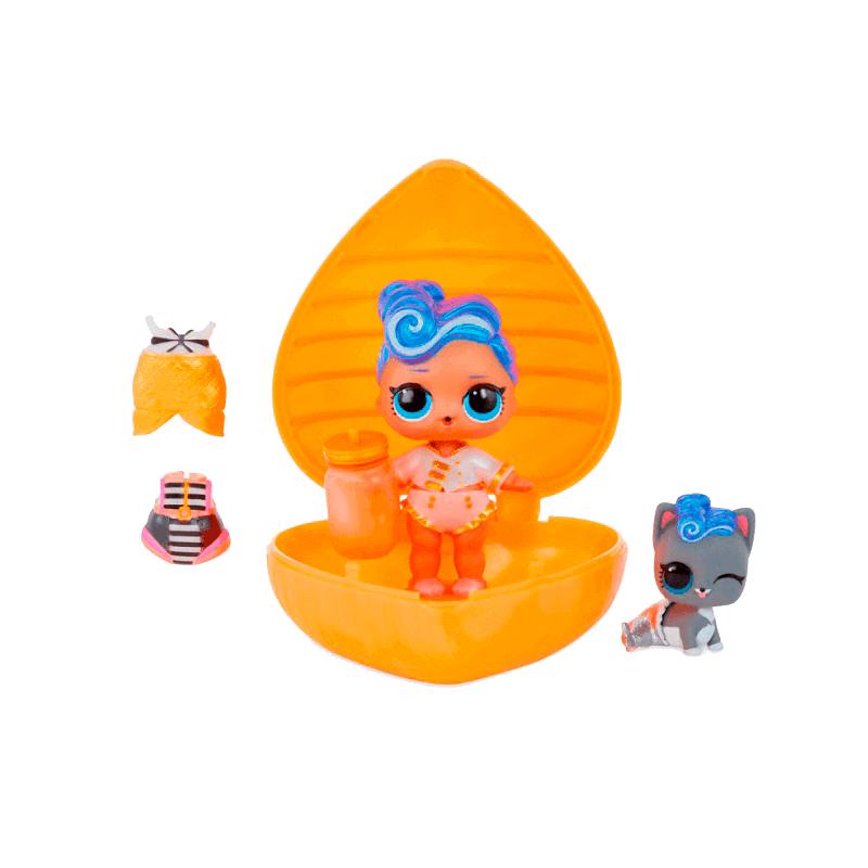 Кукла LOL Bubbly Surprise (чемоданчик-шипучий сюрприз) оранжевый - 4